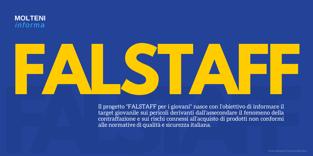 Falstaff: una iniziativa utile ed educativa