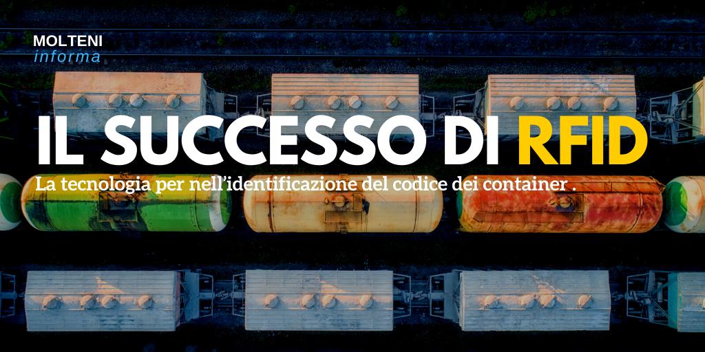 Il successo di RFID